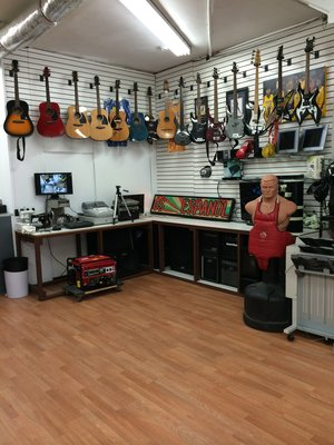 Cash For Music Instruments