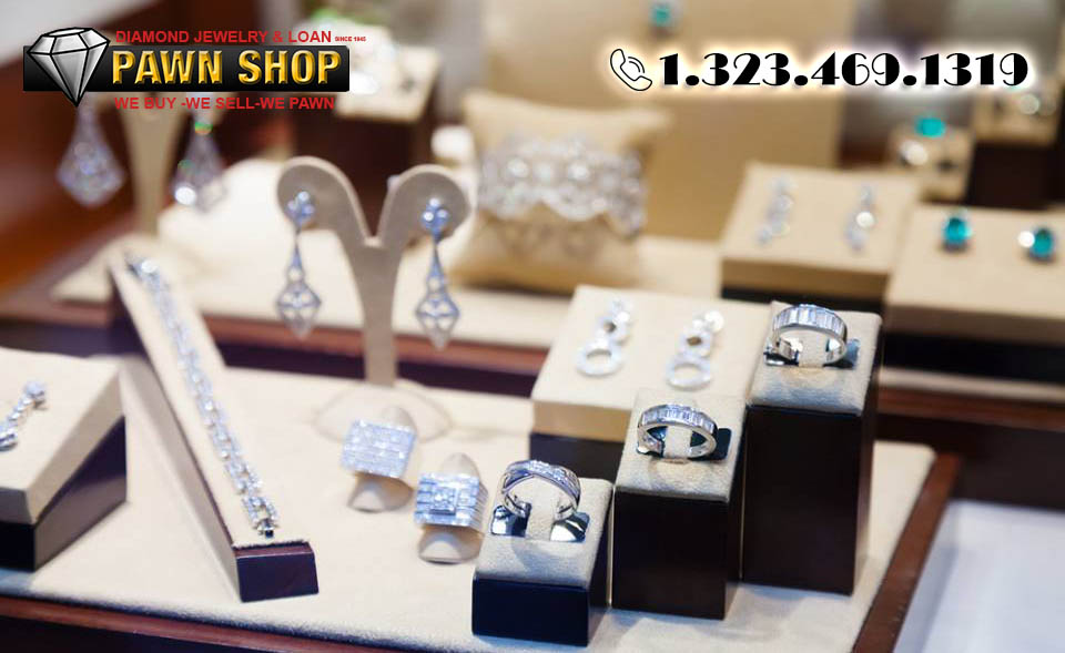 A Diamond Jewelry and Loan in Los Angeles for Your Gifts This Year