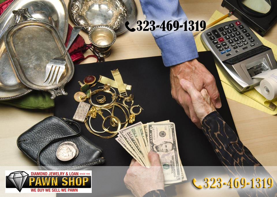 The Importance of a Fully Insured and Bonded Pawn Shop