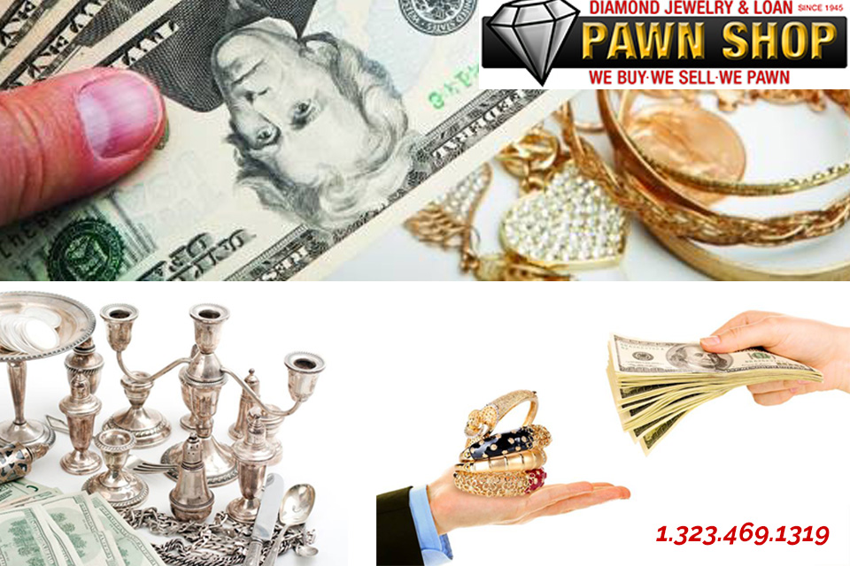 Fully Insured and Bonded Pawn Shop