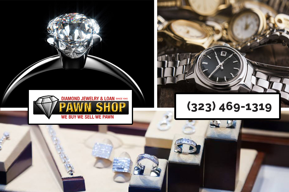 finding a great pawn shop in hollywood diamond jewelry