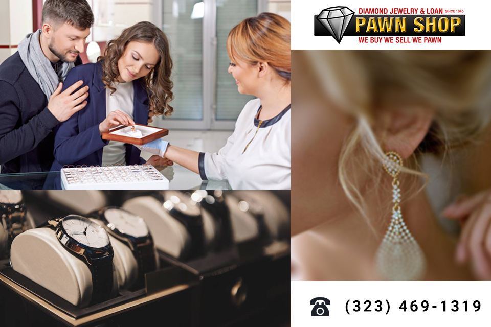Great Options Await You at Diamond Jewelry and Loan