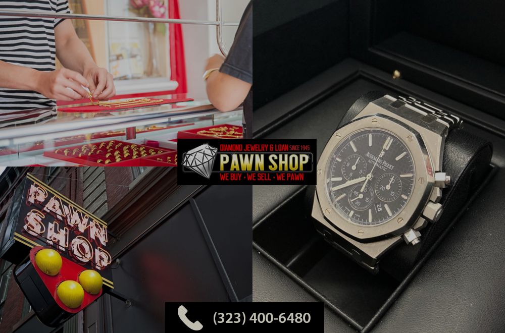Finding the Perfect Pawn Shop in Santa Monica Boulevard