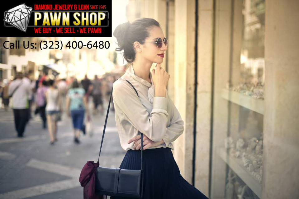 Sell or Buy Money with Jewelry at Our Pawn Shop on Santa Monica Blvd